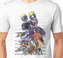 Hagurumon Evolution Unisex T-Shirt