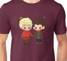A King and His Sorcerer / A Sorcerer and His King Unisex T-Shirt