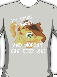 Being a Brony T-Shirt