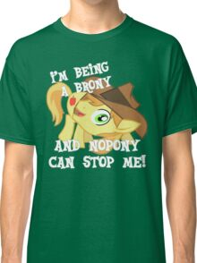 Being a Brony Classic T-Shirt