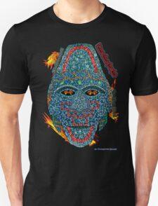 Xiuhtecuhtli the Fire God of the Celestial Ancients the tee T-Shirt