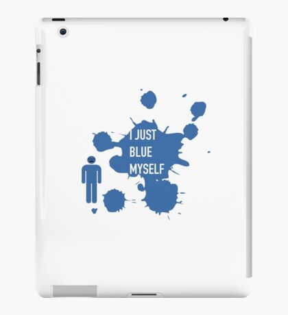 I Just Blew Myself- Tobias Funke iPad Case/Skin