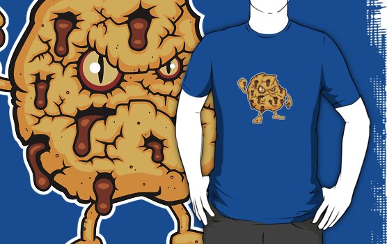 Cookie Monster by MrDunne