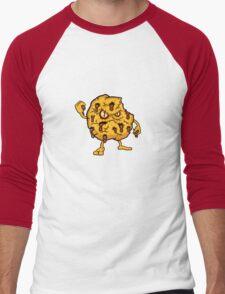 Cookie Monster Men's Baseball ¾ T-Shirt