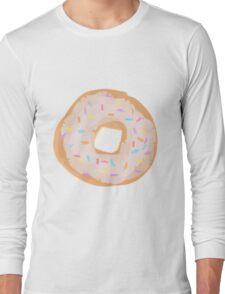 Sprinkle Donut Long Sleeve T-Shirt