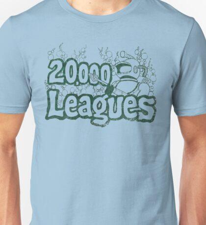 20,000 Leagues Vintage Unisex T-Shirt