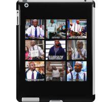 Terry Jeffords iPad Case/Skin