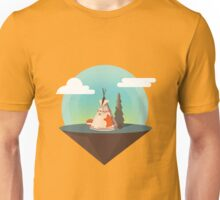 The Lonely Tepee Unisex T-Shirt