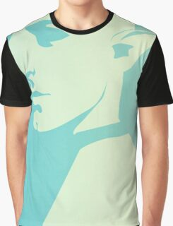 Solas in High Contrast Graphic T-Shirt