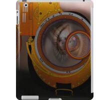 eye as a lens - steampunk iPad Case/Skin