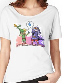 Zelda Vaati and Link  Women's Relaxed Fit T-Shirt