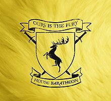 House Baratheon by isabelgomez