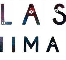 Glass Animals Galaxy design Sticker