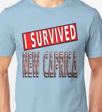 I Survived New Caprica Unisex T-Shirt