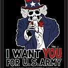 Uncle Sam Wants YOU! by Stack