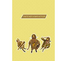 Moonrise Kingdom - Scout Master Ward Photographic Print
