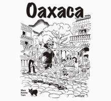 Oaxaca Running Tours by Steve Lafler
