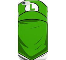 Luigi in my Pocket iPhone Case/Skin
