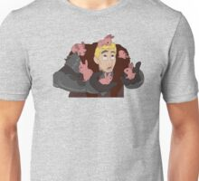 Beauty and the Nugs Unisex T-Shirt