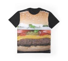 The Perfect Burger Graphic T-Shirt