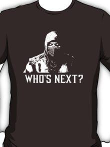 Micrsoftpaint Scorpion T-Shirt