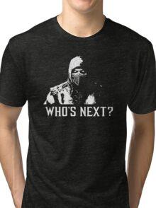 Micrsoftpaint Scorpion Tri-blend T-Shirt