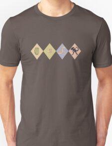 ALIEN Argyle Unisex T-Shirt