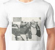The night café Unisex T-Shirt
