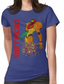 Turning to Zero Womens Fitted T-Shirt