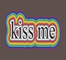 love but kiss me soft Kids Clothes