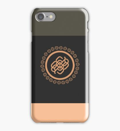 Torch&Rune Daisy Panel iPhone Case iPhone Case/Skin