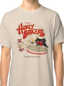 Honey Badgers Classic T-Shirt