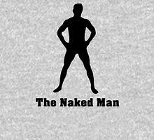 The Naked Man Unisex T-Shirt