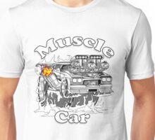 muscle car 1 Unisex T-Shirt