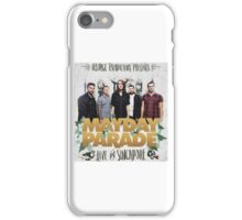 MAYDAY PARADE TOURS 2 iPhone Case/Skin
