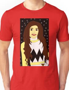 Power Rangers Lost Galaxy(Yellow Ranger) Unisex T-Shirt