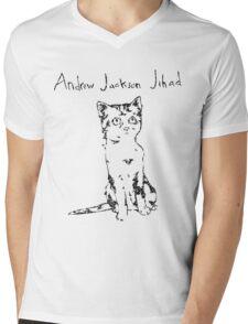 Andrew Jackson Jihad - Human Kittens Mens V-Neck T-Shirt