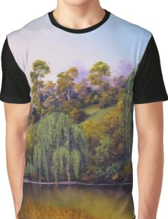 Weeping Willow Creek Graphic T-Shirt