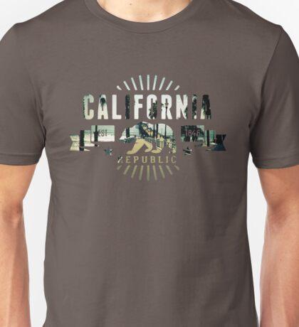 California pier Unisex T-Shirt