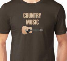 Wonderful Country Music Unisex T-Shirt