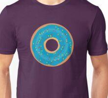 Blue donut Unisex T-Shirt