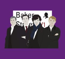 Baker Street Four by Anglofile