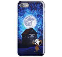 SherDOG Holmes iPhone Case/Skin