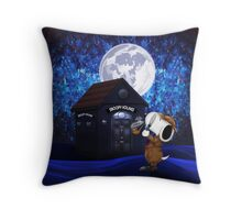SherDOG Holmes Throw Pillow