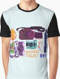 Adventurer's Toolkit Graphic T-Shirt