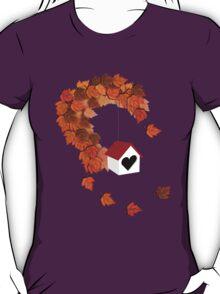 Birdhouse of love T-Shirt