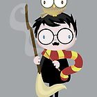 Harry potter by mjdaluz