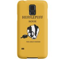 Hufflepuff House - The Great Finders Samsung Galaxy Case/Skin