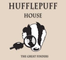 Hufflepuff House - The Great Finders by thegadzooks