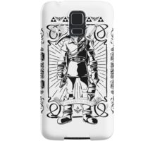 Vintage Link the Hero of TIme Samsung Galaxy Case/Skin